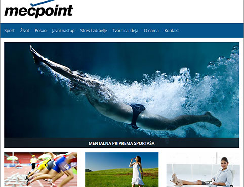 Mecpoint helps elite athletes achieve their best.